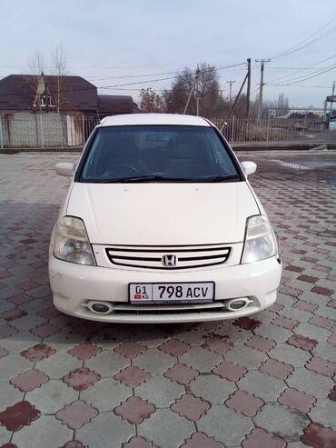 honda joker 90 в Кыргызстан: Honda Stream 2 л. 2002 | 9999 км