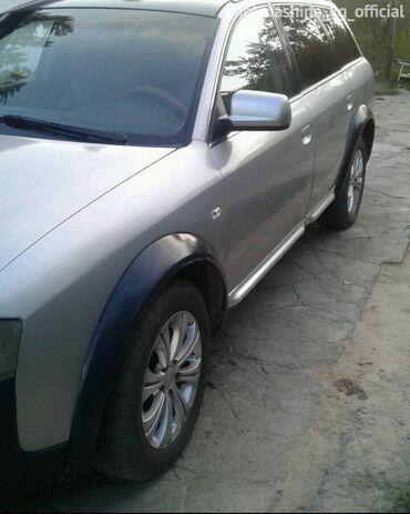 audi allroad quattro в Кыргызстан: Audi A6 Allroad Quattro 2.5 л. 2003 | 340 км