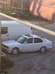 bmw 525 1997 - Azərbaycan: BMW 525 1990