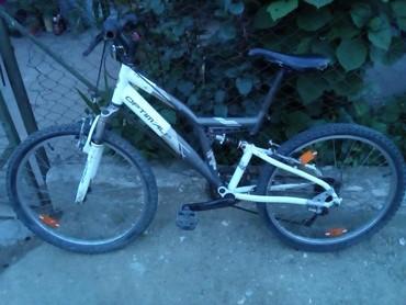 Ostalo | Bujanovac: Polovni sportski bicikl sa 18 brzina, guma br. 24