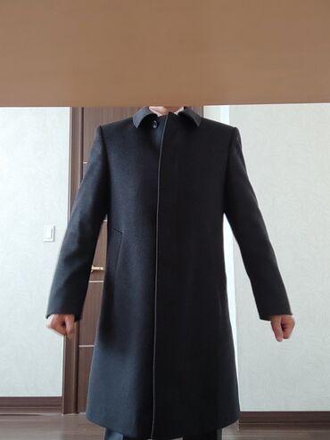 b u barsetku в Кыргызстан: Пальто мужское Alberto Gianni. Кашемир и шерсть. Производство Италия