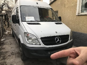 Mercedes-Benz Sprinter 2.3 л. 2009 | 294000 км