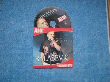 Djordje balasevic dvd - Belgrade