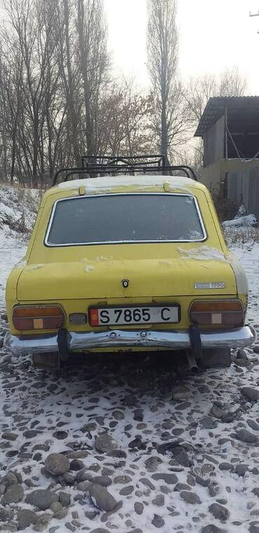 Москвич 1.5 л. 1981 | 20000000 км