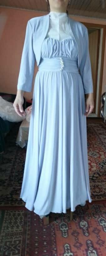 Вечернее платье. В отличном состоянии. в Бишкек