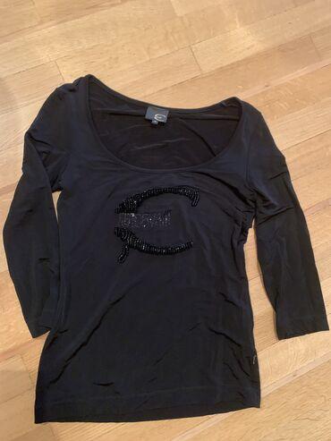 Bluza sa rukav - Srbija: Cavalli majica, original.  Majica je u dobrom stanju, sa prednje stran