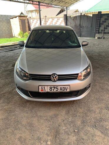 volkswagen ag в Кыргызстан: Volkswagen CrossPolo 1.6 л. 2012   110000 км