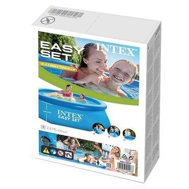 Pvc vrata - Srbija: 5950din Intex Bazen Easy Set 244 x 76cm Easy Set bazeni (ES) su