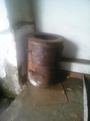 Печка сатылат. кернейлери менен. 1000 сом в Бишкек