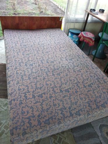 Продаю кровать, б/у, полутораспалка, в в Бишкек