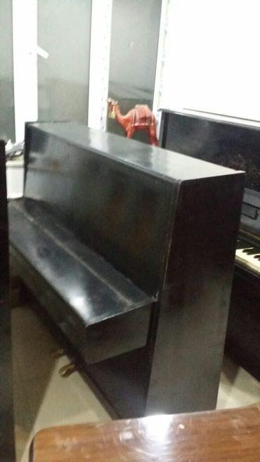 Gəncə şəhərində Gəncə şəhərində Qara pianolar satilir.Belarus. Oktava.Drujba.
