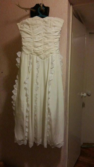 Праздничное платье - декольте из в Бишкек