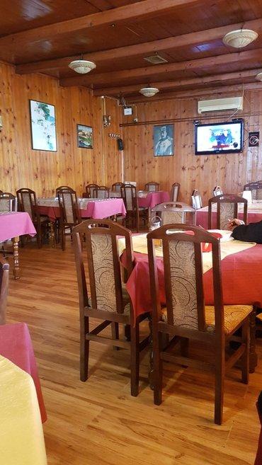 Kuvarica i Konobarica potrebni za rad u restoranu. Lokacija Bubanj - Beograd