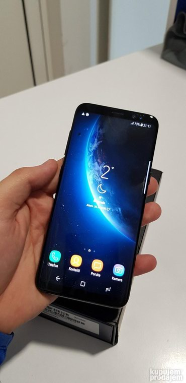 Samsung galaxy S8 full pack - Belgrade