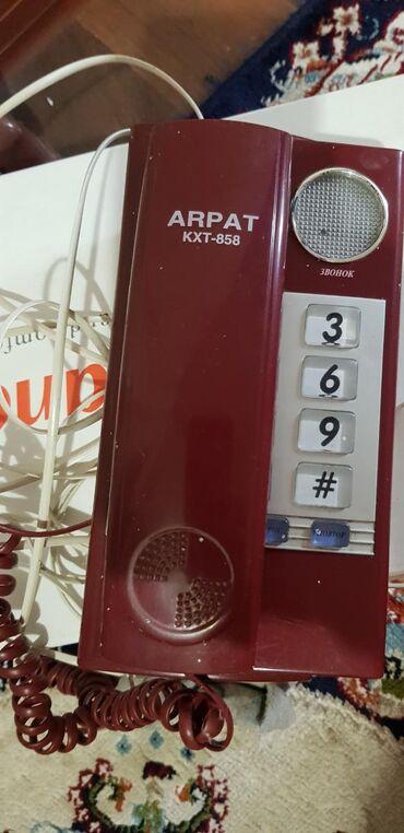 Телефон - Кыргызстан: Телефон домашняя раб.сост
