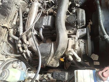 Продам двигатель 1kz-te 3 литровый с прадо 95, в сборе, со всем