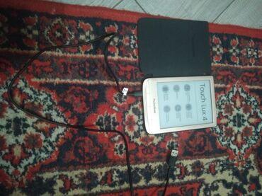 Компьютеры, ноутбуки и планшеты - Бишкек: Срочно продается PocketBook Touch Lux 4 почти новый
