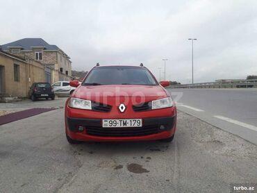Nəqliyyat - Azərbaycan: Renault Megane 1.5 l. 2007 | 250000 km
