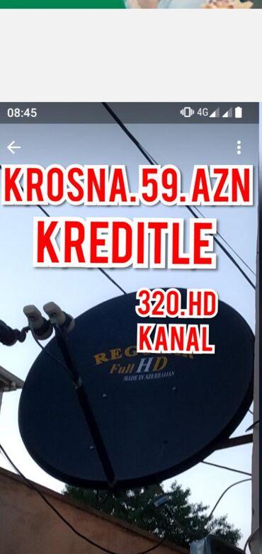 TV/video üçün aksesuarlar Bakıda: Krosna. Krosna Krosna Krosna. Krosna. Krosna
