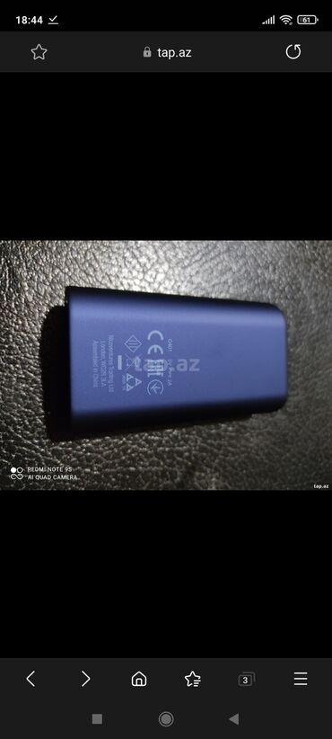 Mobil telefonlar üçün aksesuarlar - Sumqayıt: Portativ enerji yükləyicilər