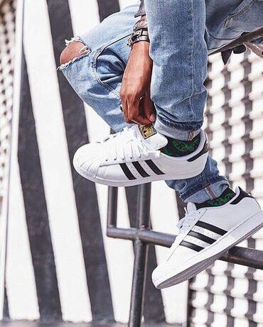 Новые кроссовки superstar Adidas   размер:36-41  цена:2200