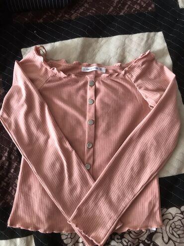Продаю женские вещи дешево!1.розовая кофта(terranova XS)-350с2.белая