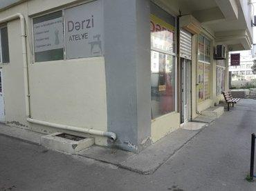 Bakı şəhərində Derzi otelyesi . hal hazirda işleyir kupcası var 30 kvmöz yerimdir ma
