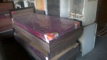 Новый кровать с матрасом + доставкой в Бишкек