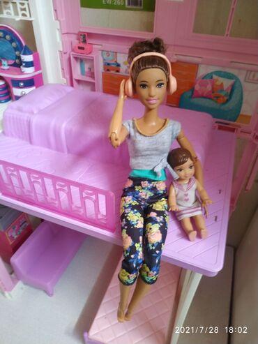 Детский мир - Кой-Таш: Барби с дочкой