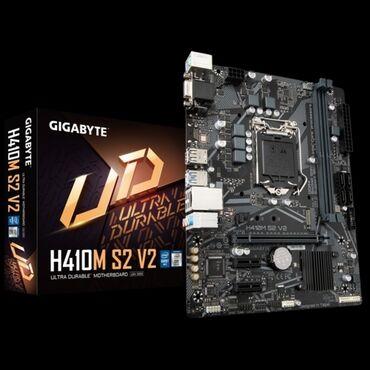 Плата h410+core i5 10400+16gb=27000c