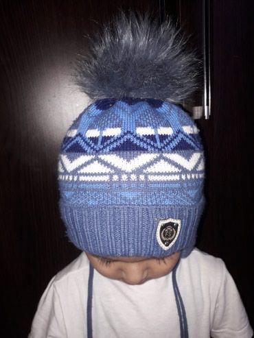 Теплые и модные шапки польские качественные в Бишкек
