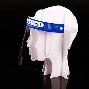 хир форма в Кыргызстан: Медицинский шлем/медицинская маска/защитный экран/пластиковый экран/за