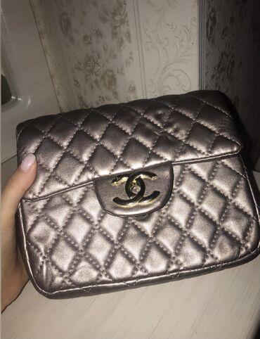 chanel 5 в Кыргызстан: Сумка Chanel, почти новая, состояние отличное