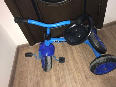 Детский мир - Таджикистан: Дев Велосипед 2500сом,мал велосипед 700 сом,авто люлька 1500сом 0-1г