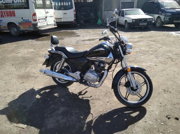 Honda (shadow) sdh150. объем 150. год 2013. пробег 17000 км. мкпп 5 ст в Бишкек