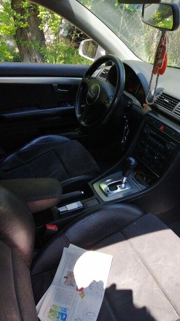 Audi | Srbija: Audi A4 2.5 l. 2003 | 240000 km