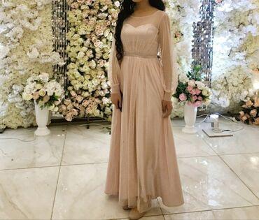 вечерние платья для свадьбы в Кыргызстан: Продаю платье Одевала только 1 раз Табита в мелкую крапинкуРазмер