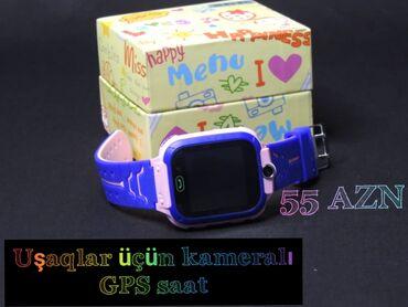 Anti-oğurluq cihazları - Azərbaycan: Uşaqlar üçün kamerali və GPS li saat