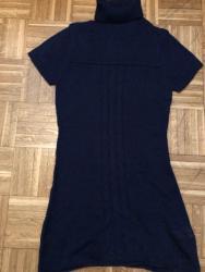 Tunika haljina Outfit Fashion Velicina 38 Potpuno nova Teget boja - Belgrade