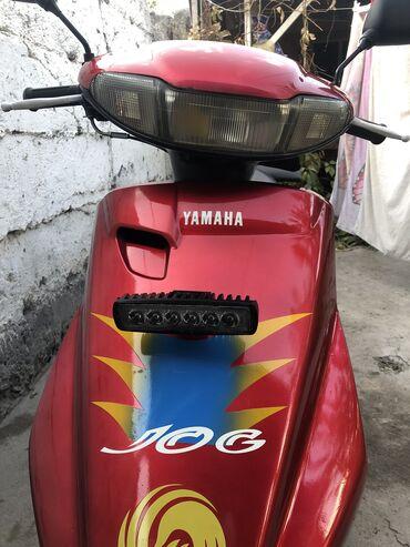 Yamaha - Кыргызстан: Продаю скутер Ямаха jog Axis 100 куб  Состояние идеальное все работает