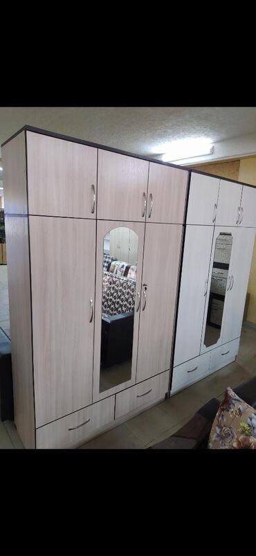 bu shifoner в Кыргызстан: Новый шкаф трехдверный