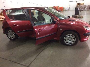 Auto je u dobrom stanju uradjen mali servis stavljeni su dva prednja d - Beograd