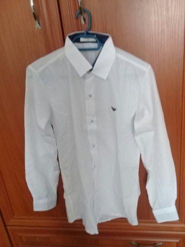 Рубашки хорошего качества х/б. От АРМАНИ. Остатки товаров потому