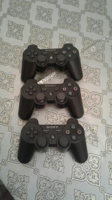 Bakı şəhərində Playstation 3 ucun original pultlar..Iwlemeyinde problem yoxdu..