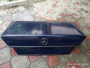 Продаю на Мерс 124 задний багажник в хорошем состоянии. в Бишкек