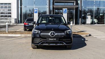 Mercedes-Benz GLE-class 3 л. 2019 | 1 км