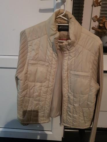 Autentic jakna sa strikanim rukavima.Skoro nova.Velicina 42 - Belgrade
