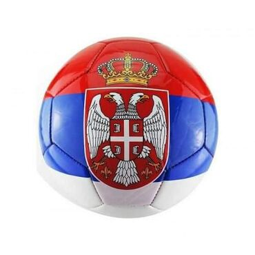Lopte | Srbija: Fudbalska Lopta - SrbijaProizvoðač: D-SportModel: 415.HT-S5-CBŠifra