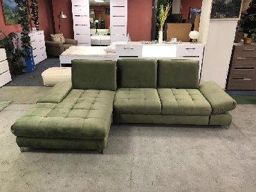 ами мебель кухонный угловой диван николетти в Кыргызстан: Угловой диван. Производство Германия. Салон мебели ЖАРАШЫК, бул