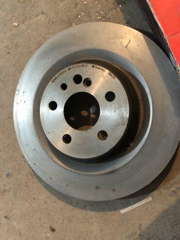 Продаю новые тормозные диски Brembo брал на Мерседес-Бенз w 220 55 amg
